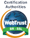 Certification SSL Webtrust BR